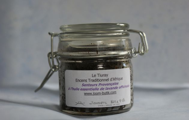 tiuray, encens traditionnel africain