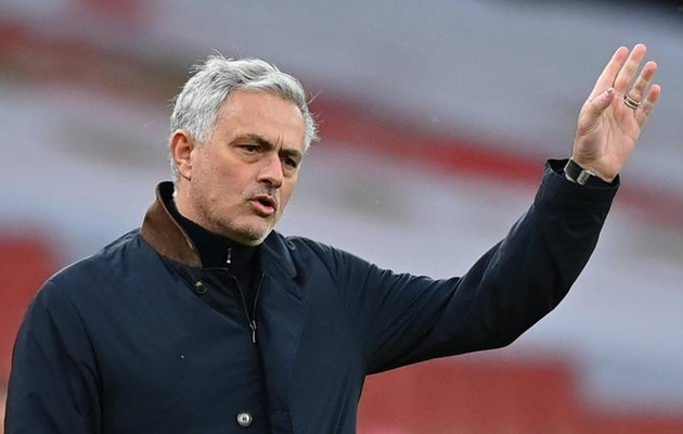 The Special One: Jose Mourinho appointed AS Roma manager