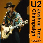 U2 -Joshua Tree Tour -22/10/1987 Champaign -USA -Assembly Hall - U2 BLOG