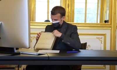 Lettre d'information de l'Ordre de la Libération Avril 2021