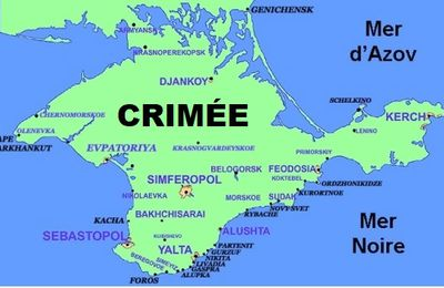 À la recherche de partisans en CRIMÉE : Comment on crée un climat hostile envers la RUSSIE - Par Jozef Banáš