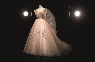 CHRISTIAN DIOR EXHIBITION 'DESIGNER OF DREAMS' IN LONDON AT V&A MUSEUM FROM 2 FEB 2019 UNTIL 14 JUL 2019