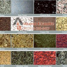 Granite worktops – How are they made?