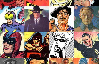 SUPER HEROS: UNE HISTOIRE FRANCAISE