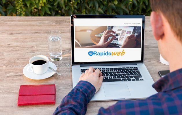 Créer un petit site web, le plus simplement possible avec Rapido WEB