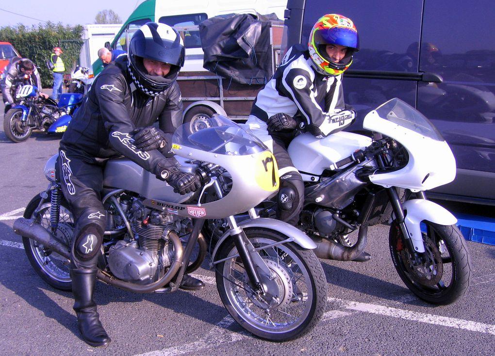Amicale Motocycliste Brestoise Carole 2011 Roulages, démonstrations, motos et side car avril 2011