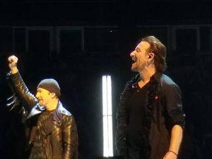 U2 -Chicago  Etats-Unis 23/05/2018 United Center (2)