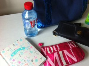 Inside my bag !