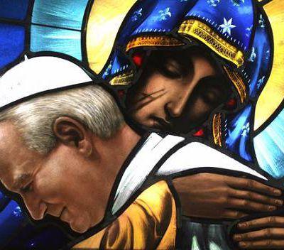 LA VIERGE MARIE DANS LA VIE DE SAINT JEAN PAUL II