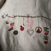 Temps de Noel d'UB design - Le blog d' une francaise au Nebraska