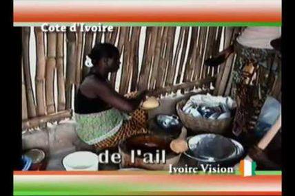 Cuisine - Biocausseux, une des sauces (préférées) du peuple Attie, au sud de la Côte d'Ivoire