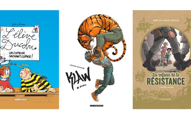 Le Club BD-Manga à la maison (5): Des BD à lire en ligne