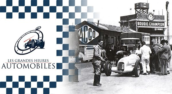 The golden age of motorsport at the Linas-Montlhéry racetrack