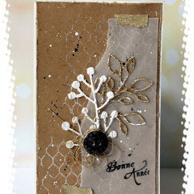 Encore quelques cartes de vœux reçues !