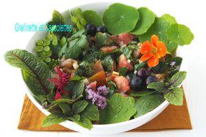 Pimper les dernières Salades de Tomates * Entretenir son immunité