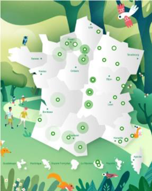 onf carte forets