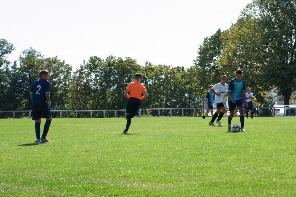 U15 : match amical contre Genas