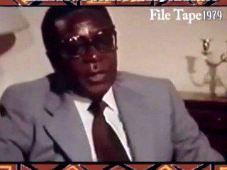 Réveillon sampling / Robert Mugabe - Portrait of a terrorist (part 3) - Devoir d'Histoire