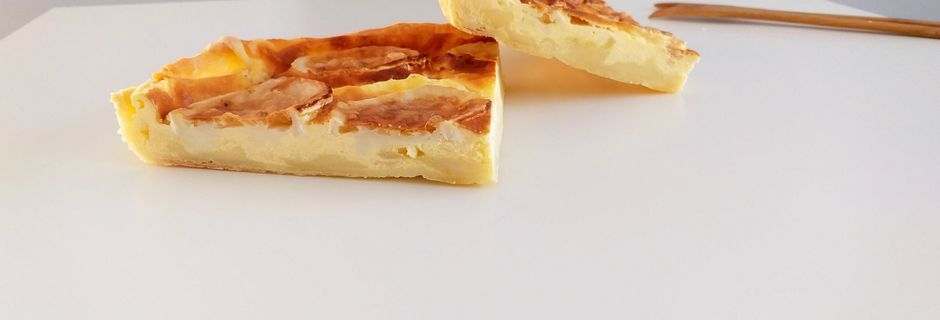 Tarte aux 4 fromages