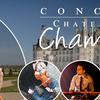 Lama Gyourmé en concert au château de Chambord le 10 juillet 2018