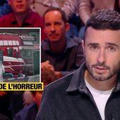 """20h Médias : le """"camion de l'horreur"""", fait divers à l'impact planétaire - Quotidien avec Yann Barthès   TMC"""