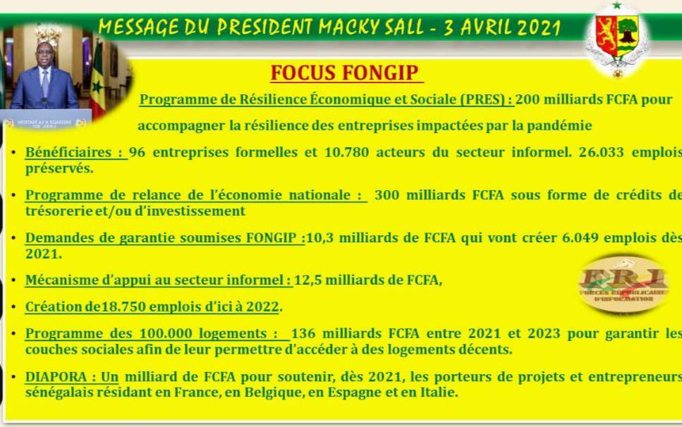 «Le président Macky SALL et son message pour la Fête nationale du 4 avril 2021 : un discours apaisant, rassembleur et visionnaire» par Amadou Bal BA - http://baamadou.over-blog.fr/