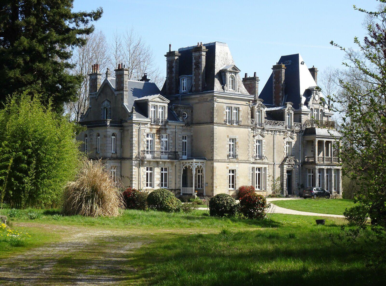 Au fil de la Mayenne - Etape 2 - Couterne / Ambrières-les-Vallées - 52,2 km - A.R