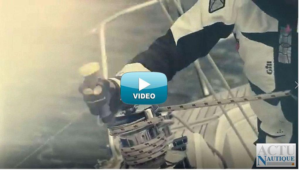Vidéo Les Directs - Gill, des vêtements de marins... par des marins !