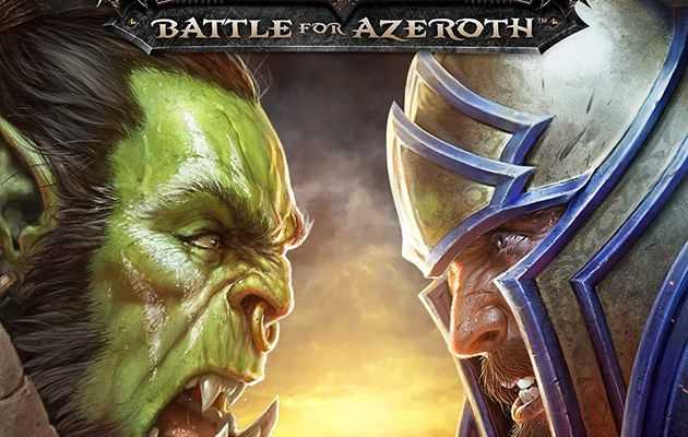 [TEST] WORLD OF WARCRAFT BATTLE FOR AZEROTH / WORLD OF WARCRAFT CLASSIC