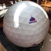 Dubai 360 launch never-seen-before projection dome at Dubai Mall - OOKAWA Corp.