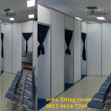 Partisi Panel, Sewa Fitting Room R8
