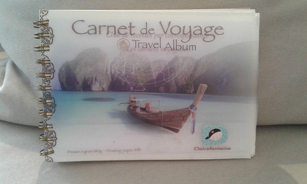 Carnets de recettes voyageurs : le concours !