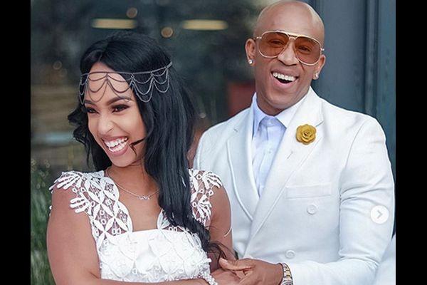 Theo de Mafikizolo épouse sa petite amie de 20 ans plus jeune que lui