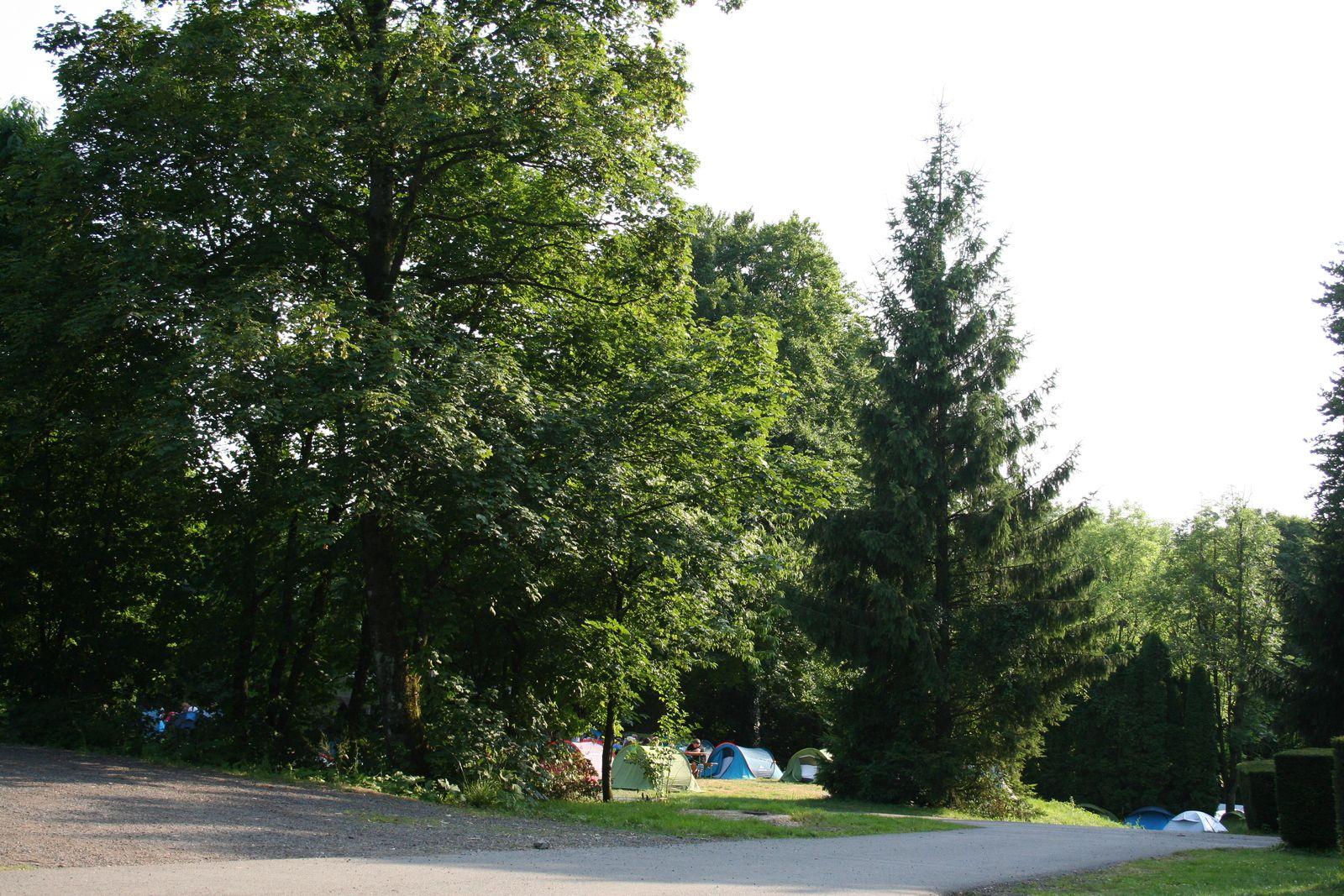 Camping Olhain-Du 20 au 23 juillet 2021