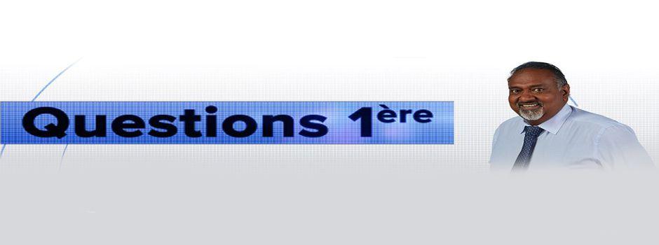L'émission politique « Questions 1ère » fait son retour sur Guadeloupe la 1ère !