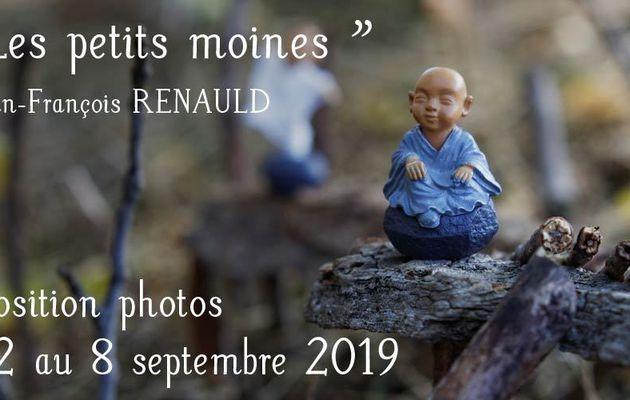 """Exposition """"Les petits moines"""" à la Galerie Éphémère"""