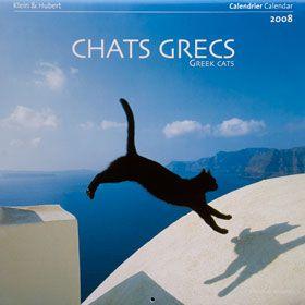 les chats de Grèce