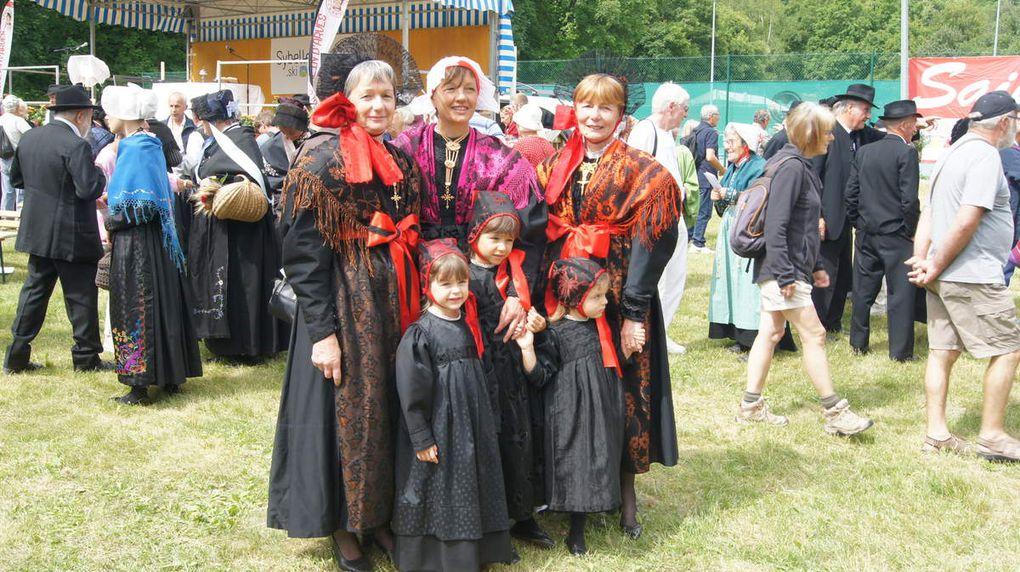 Retour sur le Rassemblement des Costumes de Maurienne