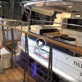 Scoop - first visuals of Lagoon Sixty 7, Lagoon's new motoryacht! - Yachting Art Magazine