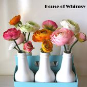 Inexpensive DIY Centerpieces