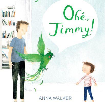 Ohé, Jimmy ! - Anna Walker