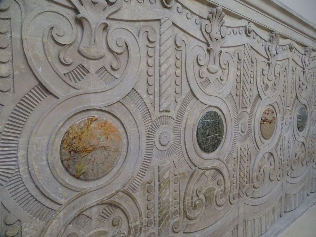 Galeries parisiennes et bibliothèque Richelieu