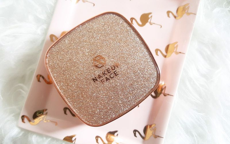New - Nakeup Face One Night Cushion