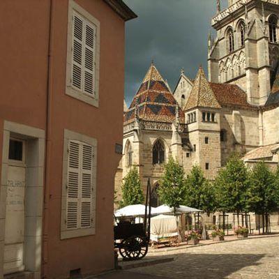 AUTUN - Cathédrale Saint Lazare
