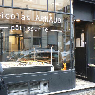 Relais Dessert Nicolas ARNAUD à Bruxelles