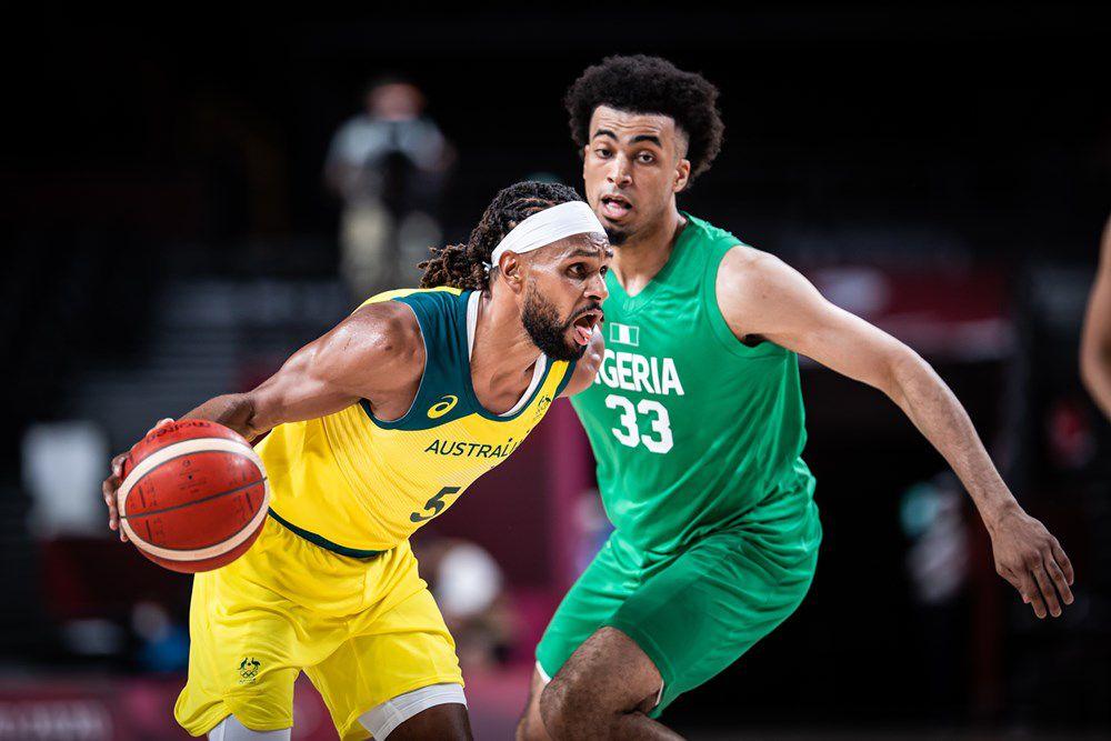 Jeux Olympiques : l'Australie fait craquer le Nigéria dans le dernier quart-temps