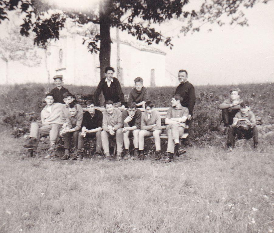 """Témoignage en """"images"""" de ce que nous avons vécu durant les années 1963-1968 avec notre ami Jo Laurent, aumônier de la JEC en Ardèche"""
