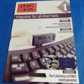 Atari Fan magazine - Issue #1