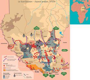 Des intérêts régionaux en jeu dans la crise au Soudan du Sud (IRIN)