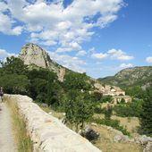 #oenotourisme : La circulade Terrasses du Larzac - Le coin des voyageurs
